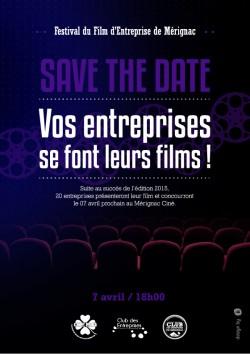 « Les Entreprises se font leurs films »  20 films en compétition.. le 07 avril à 18h00
