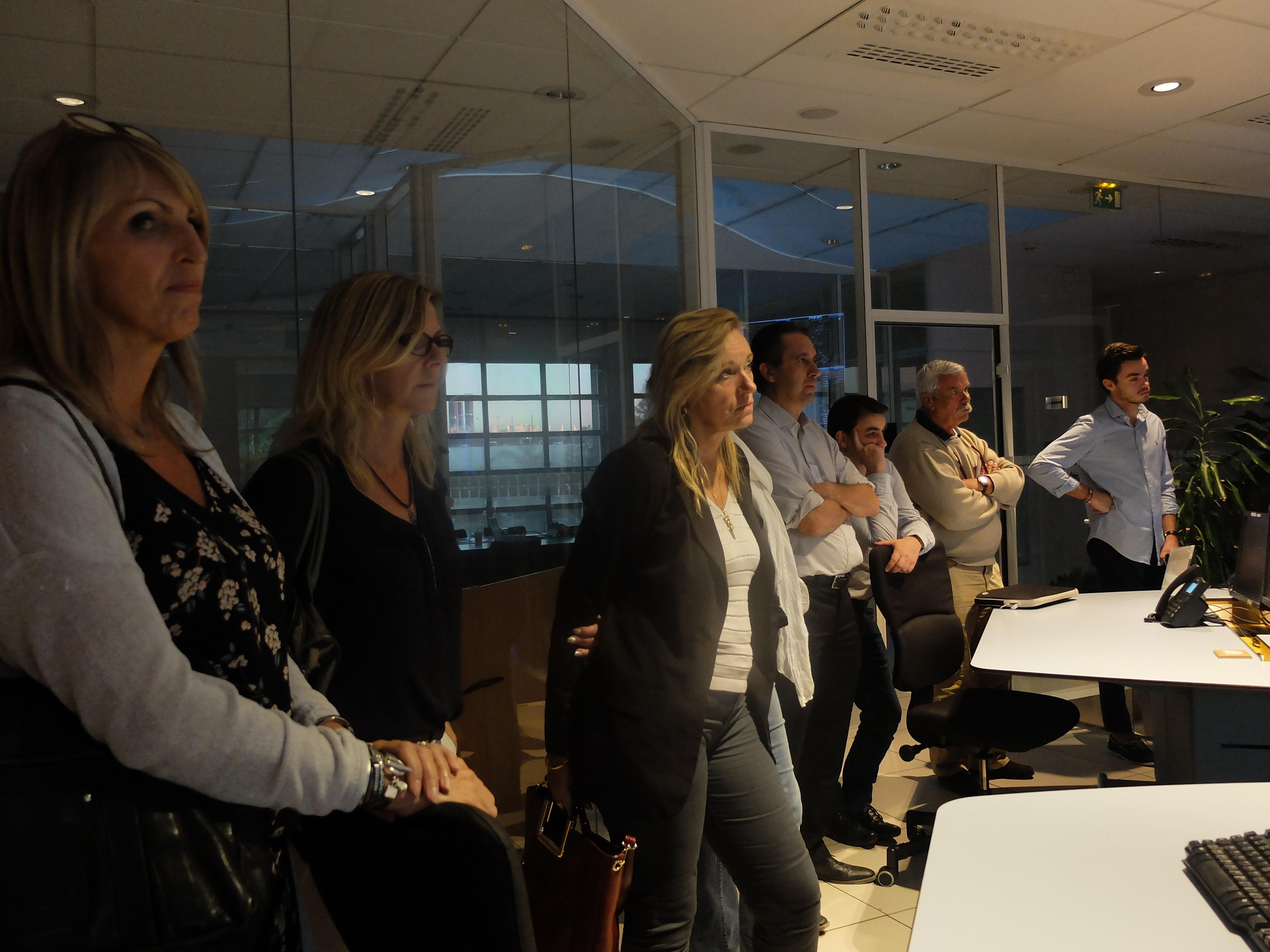 Petit retour sur la visite du site RAMSES à SUEZ ENVIRONNEMENT BORDEAUX