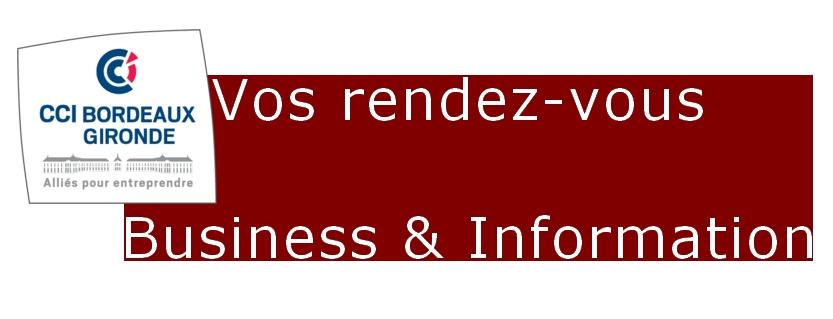 Rendez-vous Business ce 14 février 2017 à Artigues