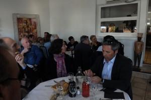 Retour sur le déjeuner du 30.03. au  Restaurant L'Auberge Loubésienne