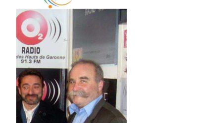 Rediffusion  de l'émission «L'Echo des entreprises»  avec votre Président William Meignin