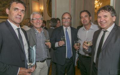 Le Club d'Artigues signe la charte Energie-Climat avec Bordeaux Métropole le 02 juillet et participe au lancement du Concours CUBE 2020 avec nos adhérents l'APAVE SUD EUROPE