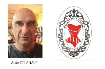 Alain DELAHAYE- Dirigeant de l'Entreprise CENTENAIRE «VINCENT SICET LINGERIE»  ouvre ses portes ce SAMEDI 25 MAI :  Défilés Lingerie et Bain, Destockage et Ventes privées