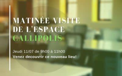 Découvrez et soutenez un tout nouvel Espace pour entreprendre sur Artigues-près-Bordeaux le Jeudi 11 juillet de  9h00 à 11h00