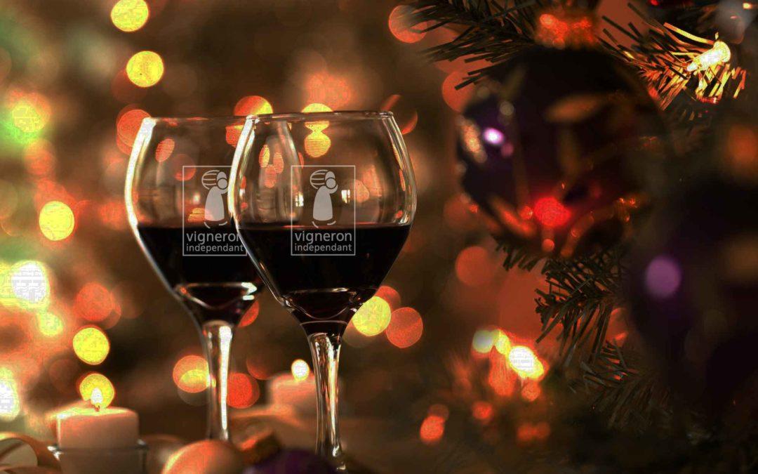 Soirée dégustation de vins chez notre adhérent FEDERATION DES VIGNERONS INDEPENDANTS  le  19 décembre 2019