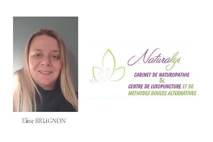Bienvenue à Elise Brugnon, Naturopathe